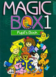 magic box 1 pupil's book