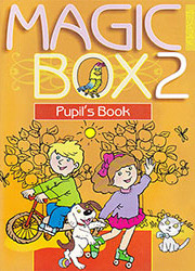 magic box 2 pupil's book