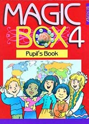 magic box 4 pupil's book